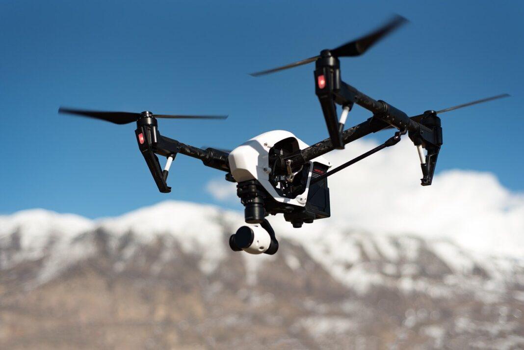 dron logistyka